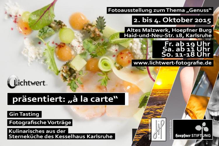 Flyer,-A-La-Carte,-2015-Neu